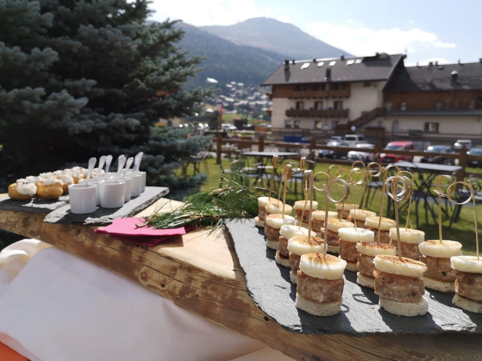 location comunione cresima a Livigno